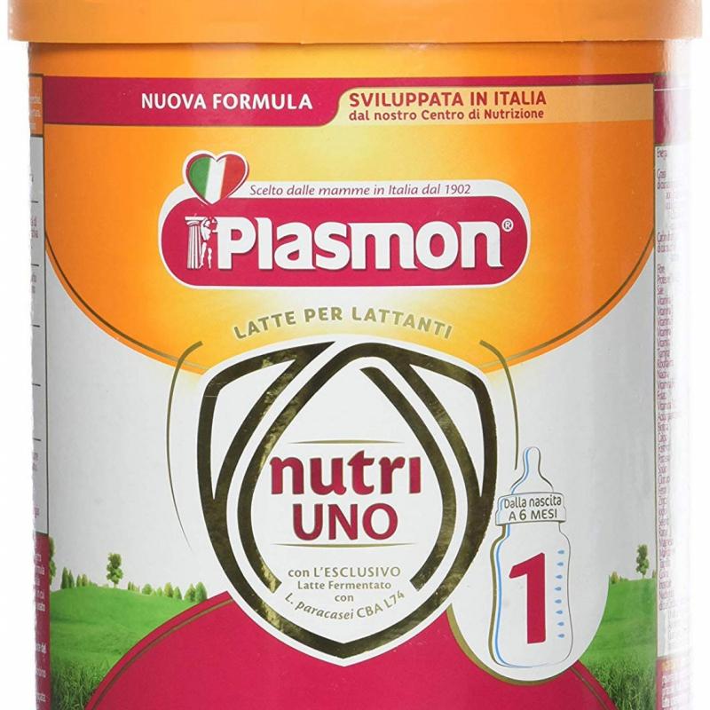 Plasmon Latte in Polvere Nutri 1 (750 g)