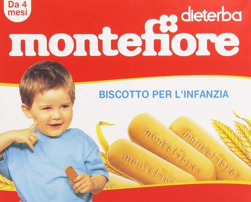 Montefiore biscotto bio (800 g) Dieterba