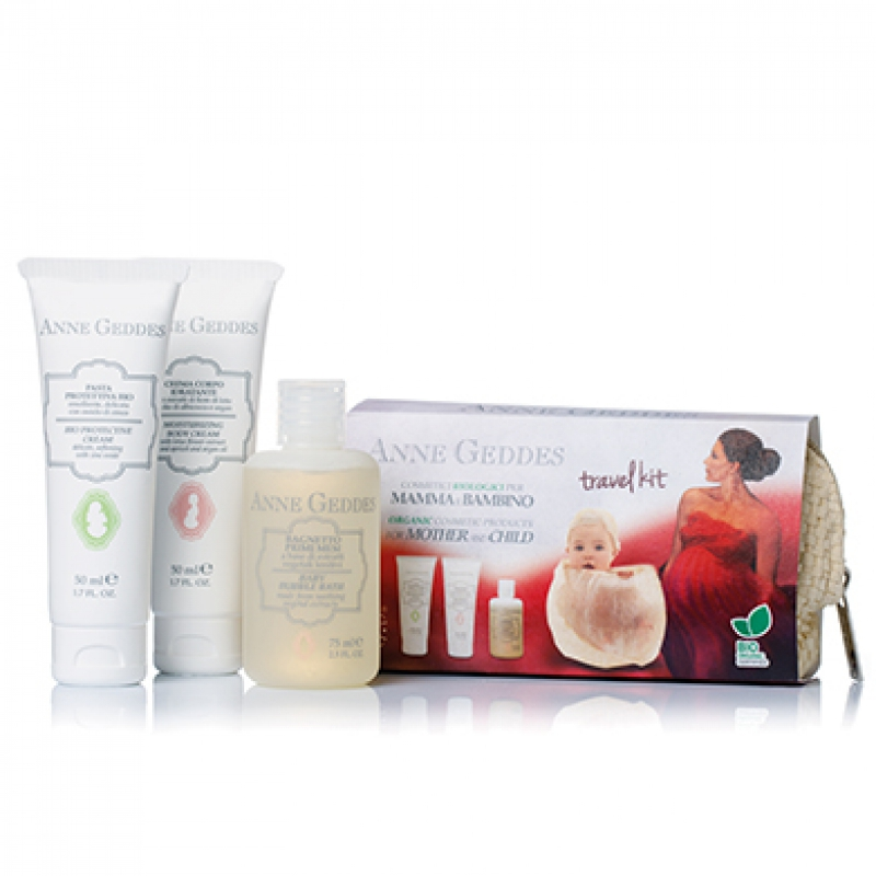 ANNE GEDDES Cosmetici Travel kit Mamma e Bimbo