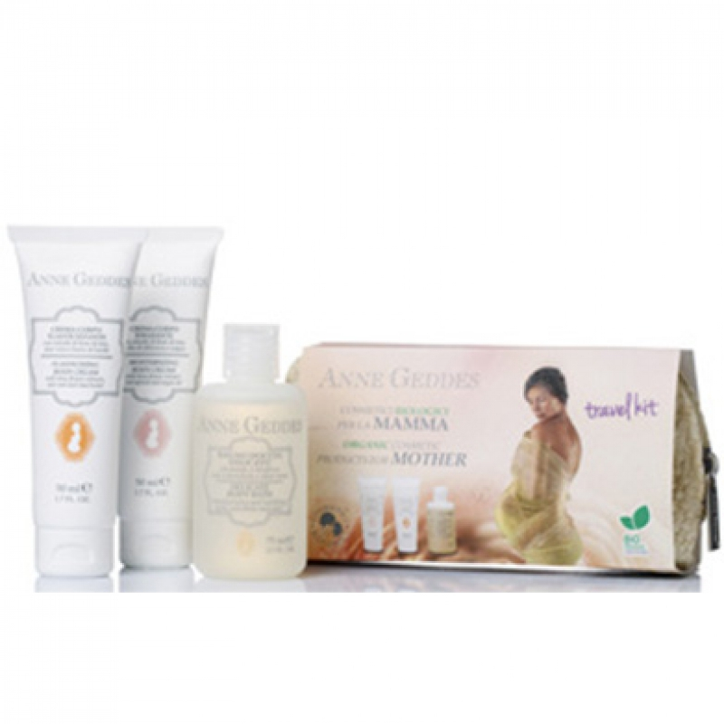 ANNE GEDDES Cosmetici Travel kit Mamma