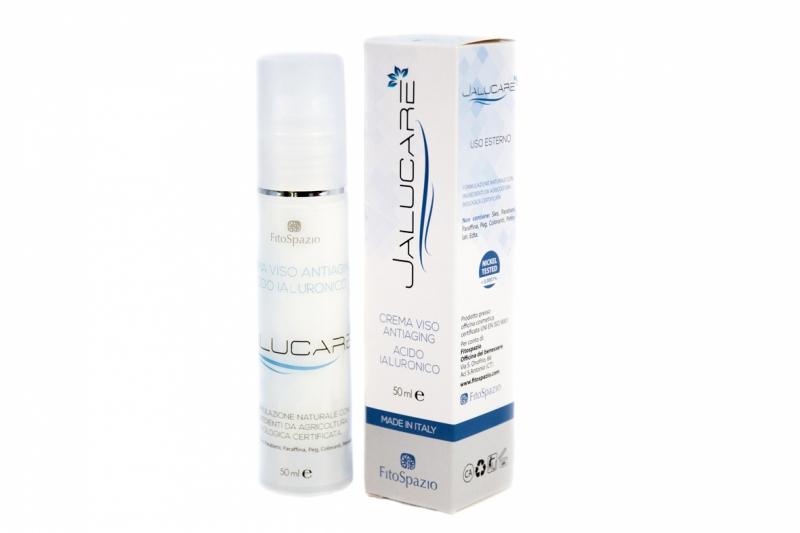 JALUCARE CREMA ACIDO Jaluronico airless 50ml