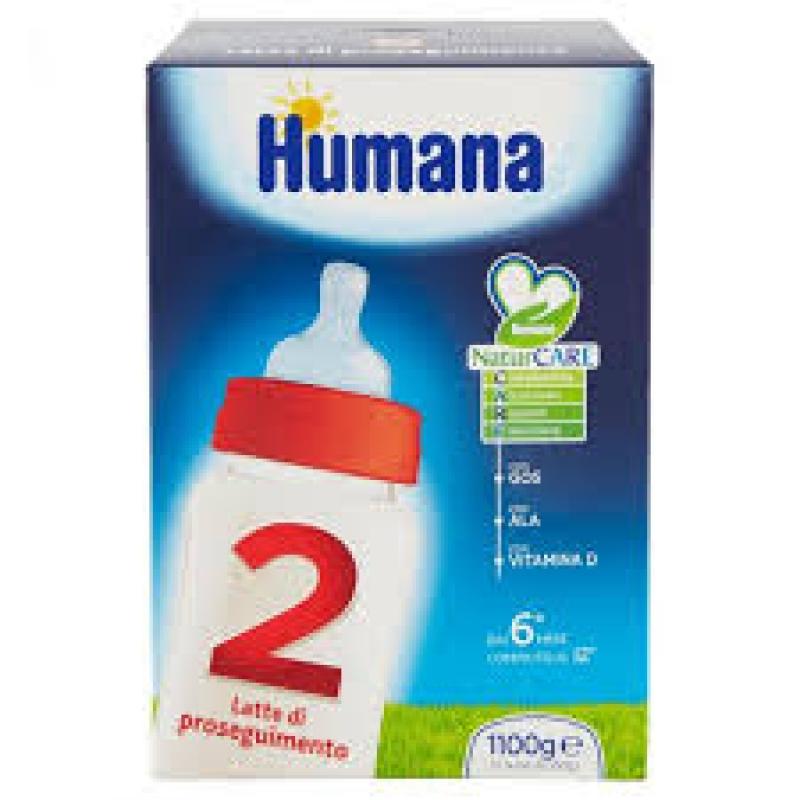 HUMANA 2 GOS 1100G polv