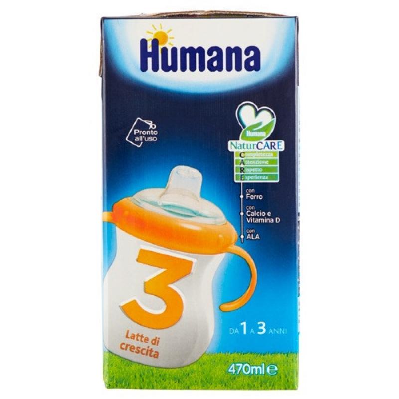 Humana 3 SLIM 470ML