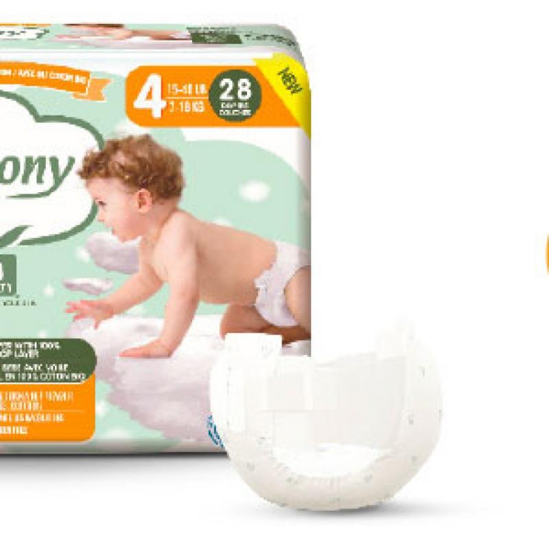Cottony pannolini maxi 28pz