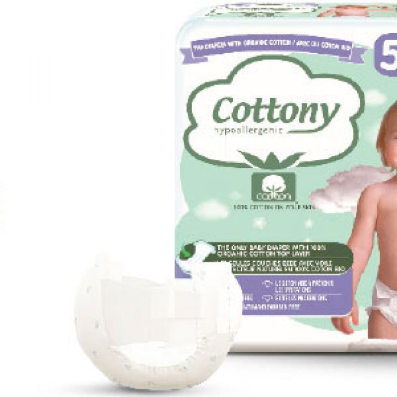 Cottony pannolini junior 24pz