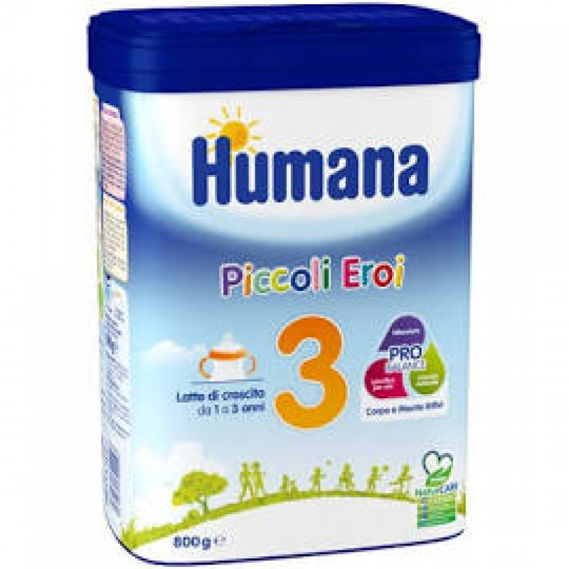 HUMANA 3 POLV 800 Gr