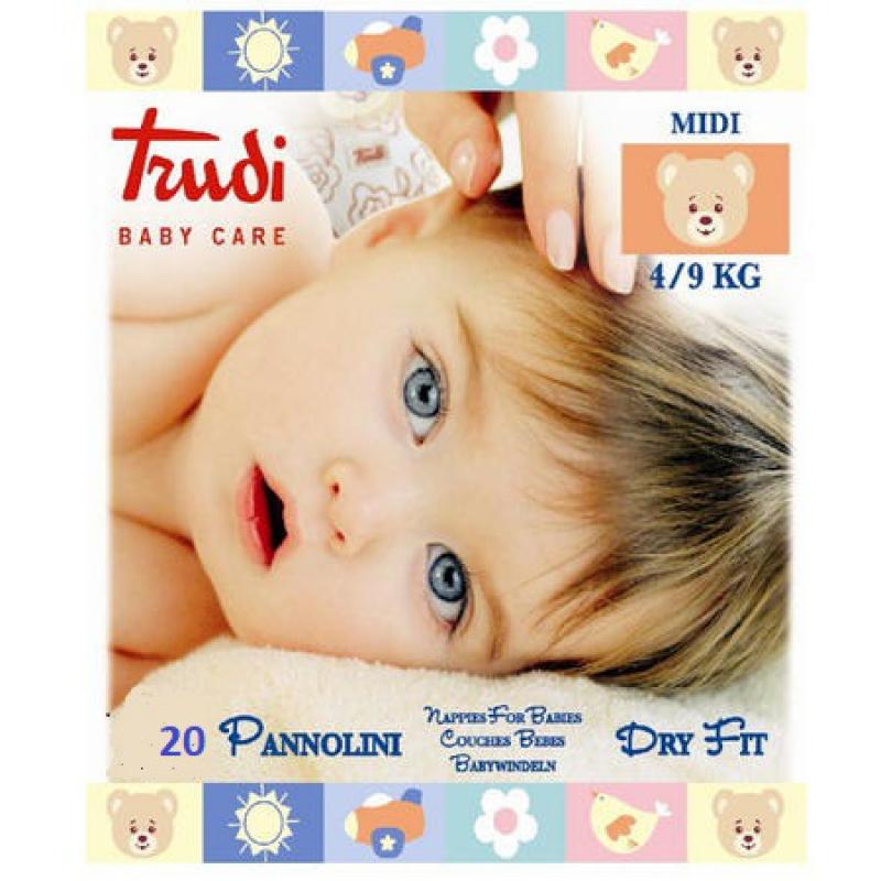 Trudi baby c pann df mid 4/9kg