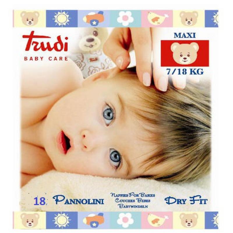 Trudi baby c pann df max 7/18k