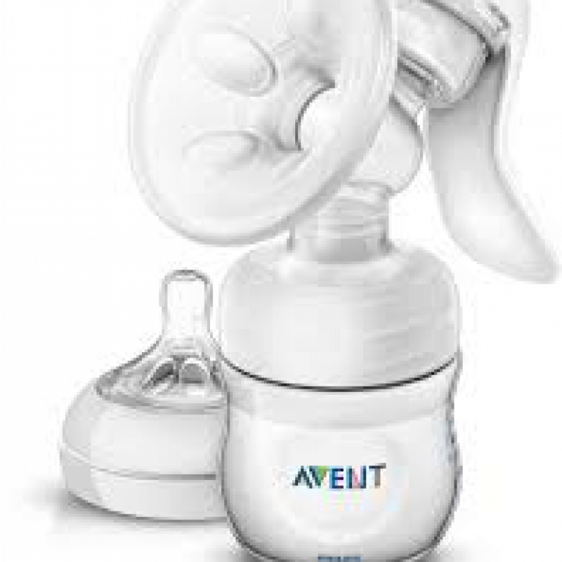 AVENT TIRALATTE NATURAL MANUAL